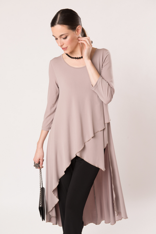 Savannah Tunic Oyster.