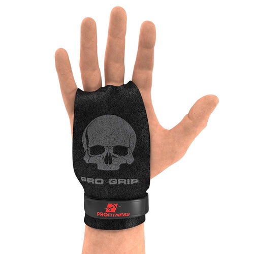 2-Hole Leather Cross Training Glove - TotalProFitness