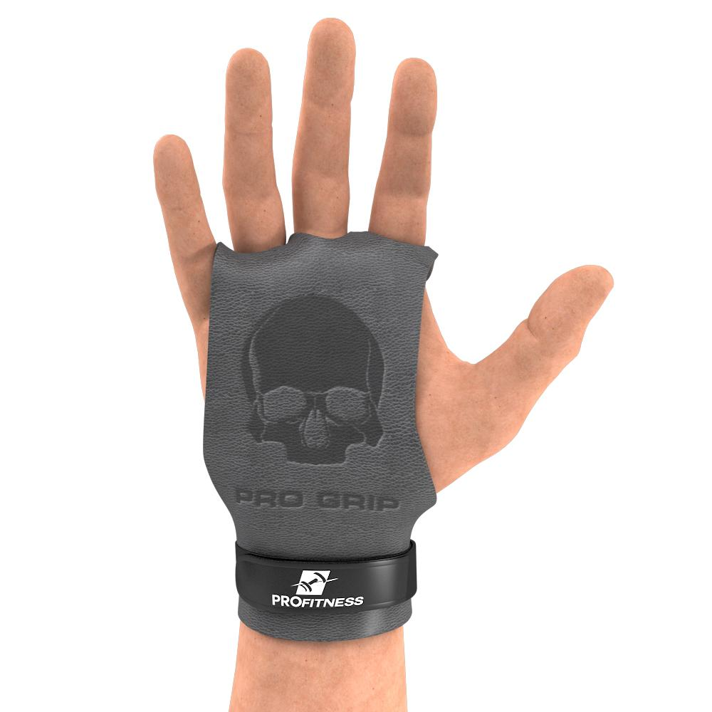 3-Hole Leather Cross Training Gloves - TotalProFitness
