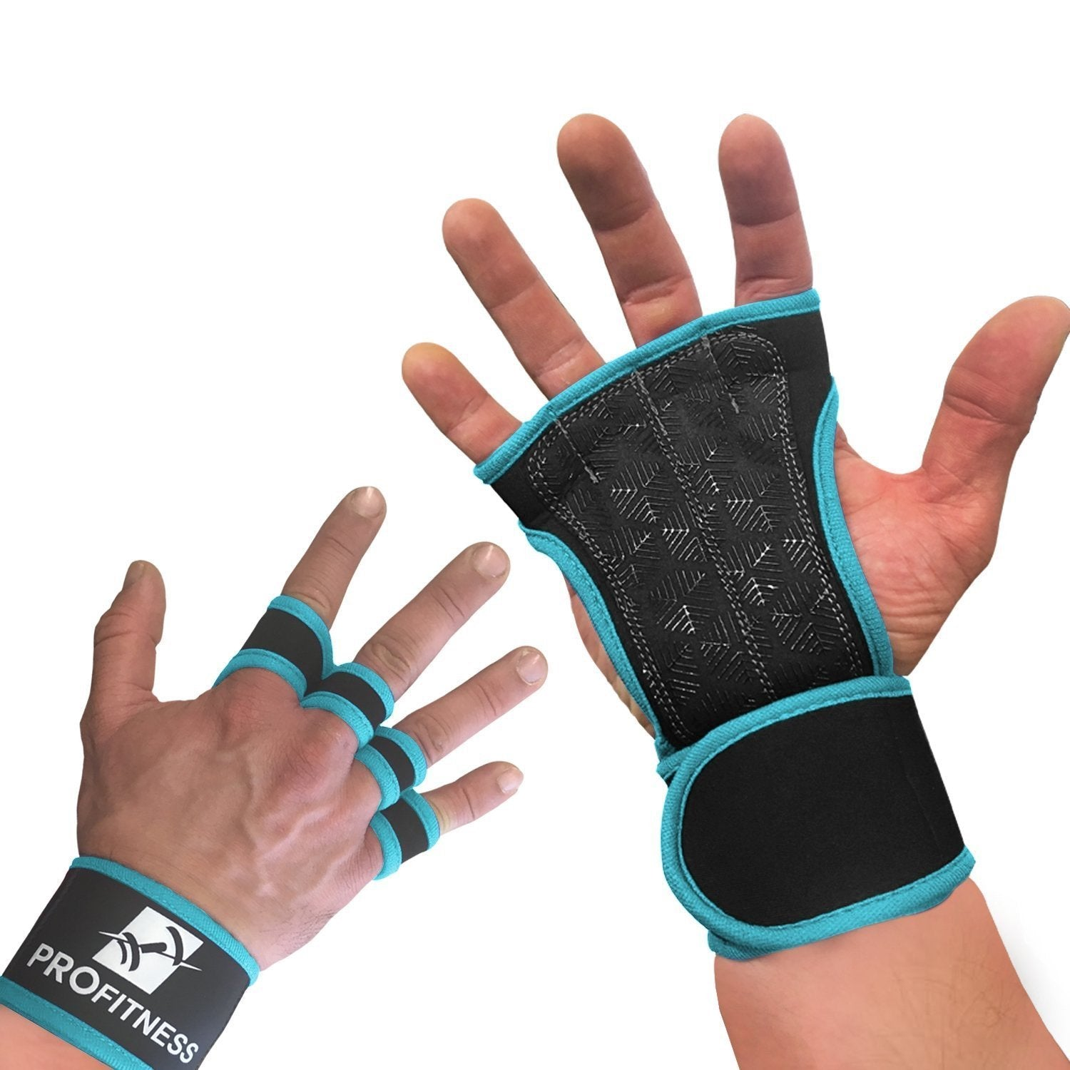 Silicone Cross Training Glove 1 - TotalProFitness
