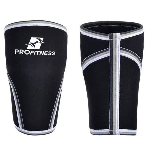 7mm Thick Weightlifting Knee Sleeves - TotalProFitness