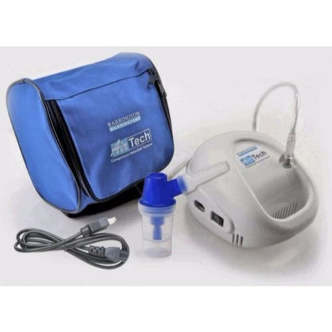 Air Tech Compact Nebulizer System with Carrying Case - BV Medical