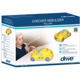 Checker® Taxi Cab Pediatric Nebulizer Machine for Kids by Drive Medical