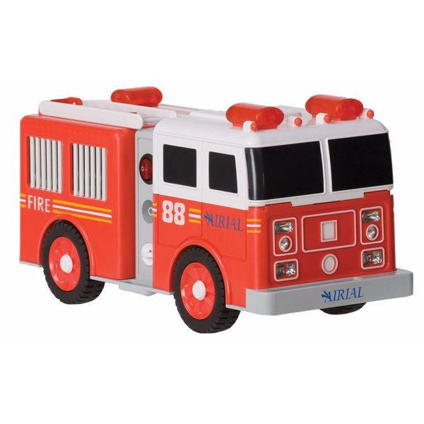 Fire & Rescue Compressor Nebulizer Machine for Kids by Drive Medical