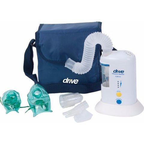 Hercules Beetle Portable Ultrasonic Nebulizer Machine by Drive Medical