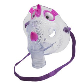 AIRIAL™ Nic the Dragon Pediatric Nebulizer Mask by Drive Medical