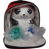 Medquip Panda Pediatric Nebulizer Machine & Carry Bag - Great for Kids