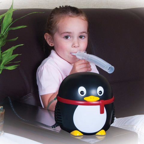 Penguin Pediatric Nebulizer by Drive Medical