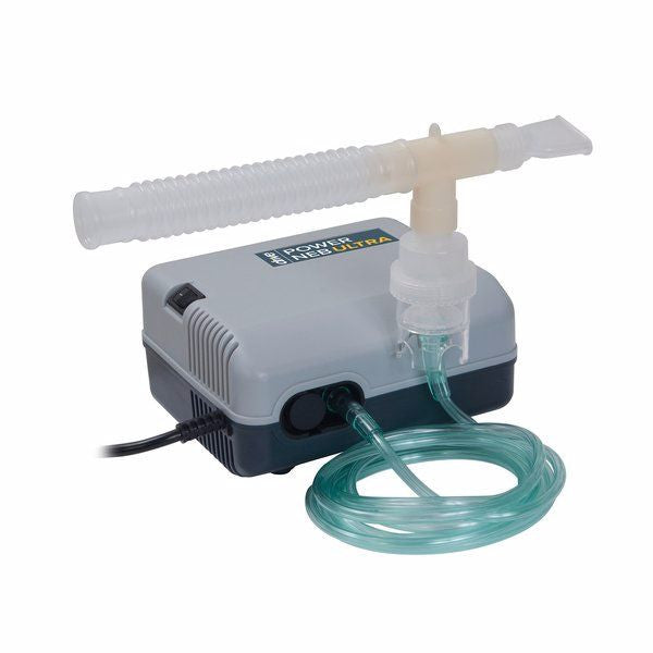 Power Neb Ultra Compact Portable Nebulizer Compressor System by Drive DeVilbiss