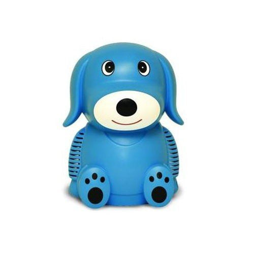 Buddy the Dog Pediatric Nebulizer Machine - Cute Nebulizer for Kids