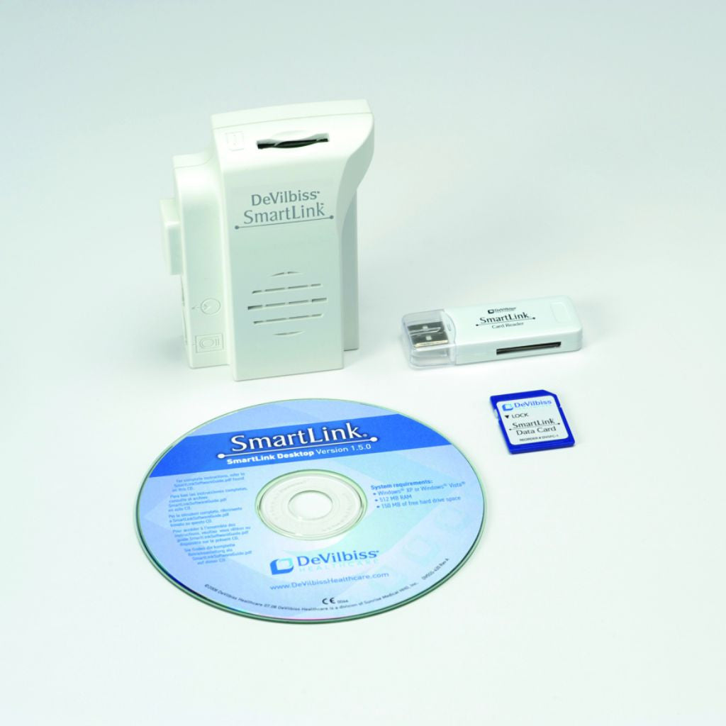 SmartLink Module and Software Setup Kit for CPAP Monitoring