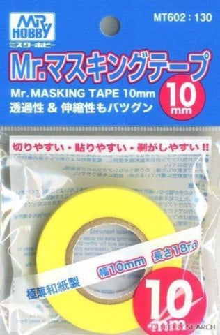 Mr Hobby Mr Masking Tape 10mm x 18m pack - BlackMike Models