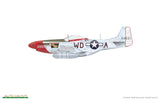 Eduard 82102 1/48 P-51D Mustang Profipack decal option 1- BlackMike Models
