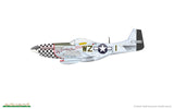 Eduard 82102 1/48 P-51D Mustang Profipack decal option 4- BlackMike Models