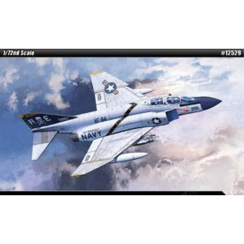 Academy 12529 1/72 USN F-4J Phantom VF-84 Jolly Rogers - 1/72 Aircraft
