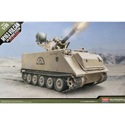 Academy 13507 1/35 US Army M163 Vulcan Air Defence System - 1/35 Military