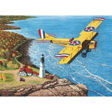 Cobblehill Jigsaw Puzzle 1000 pieces Bennet Barnstorming - Puzzles and Games