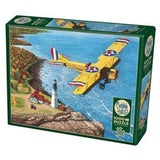 Cobblehill Jigsaw Puzzle 1000 pieces  Bennet Barnstorming - BlackMike Models
