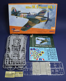 Dora Wings DW48033 1/48 Miles M.9 Master Mk.I box contents- BlackMike Models