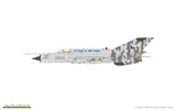 Eduard 7452 1/72 Mig 21 MFN Weekend edition decal option 1 - BlackMike Models