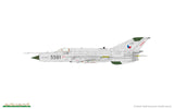 Eduard 7452 1/72 Mig 21 MFN Weekend edition decal option 2 - BlackMike Models