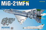 Eduard 7452 1/72 Mig 21 MFN Weekend edition - BlackMike Models