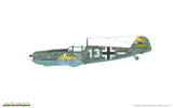 Eduard 1/48 84157 Messerschmitt Bf109E-3 Weekend Edition decal option 1 - BlackMike Models