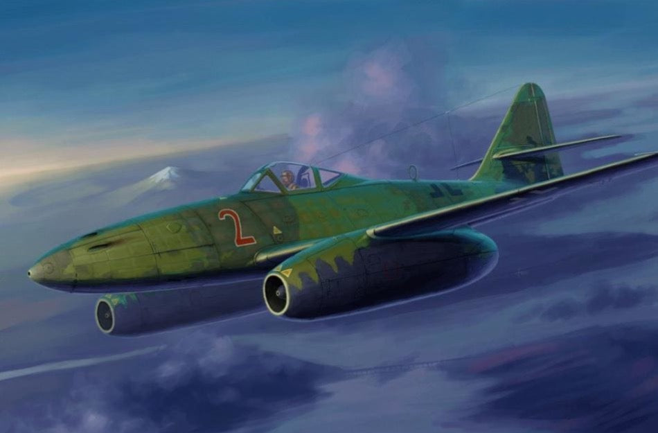 Hobby Boss 80369 1/48 Messerschmitt Me 262 A-1a - BlackMike Models
