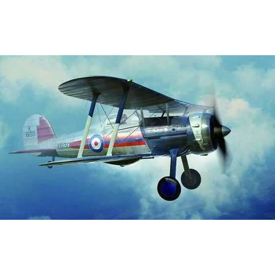 Merit International 64803 1/48 Gloster Gladiator Mk.1 - BlackMike Models