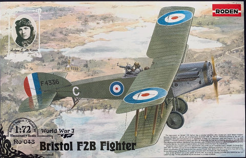 Roden 043 1/72 Bristol F.2B Fighter - BlackMike Models
