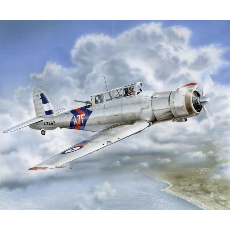 "Special Hobby SH72217 1/72 Blackburn Skua Mk.II ""Silver Wings"" - BlackMike Models"