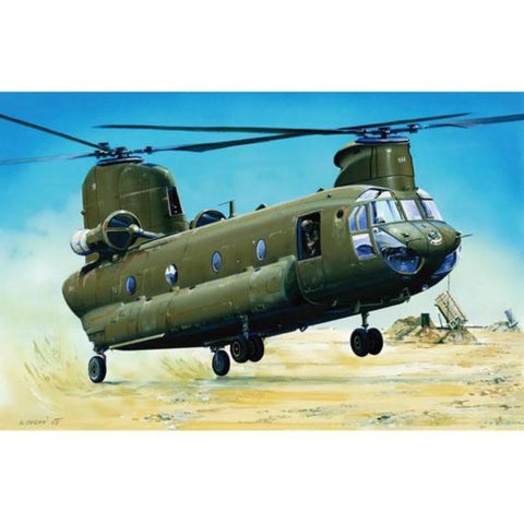 Trumpeter 01622 1/72 Boeing CH-47D Chinook - 1/72 Aircraft