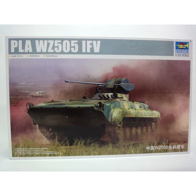 Trumpeter 05557 1/35 PLA WZ505 Infantry Fighting Vehicle - 1/35 Military