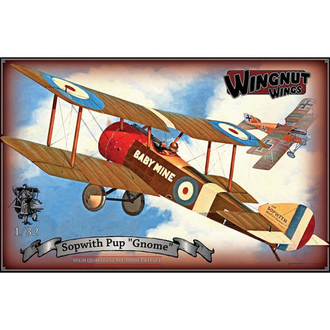 Wingnut Wings 32055 Sopwith Pup Gnome - 1/32 Aircraft