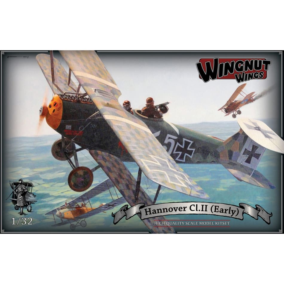 Wingnut Wings 32079 Hannover CI.II (early) - 1/32 Aircraft