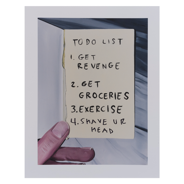 To Do List #09