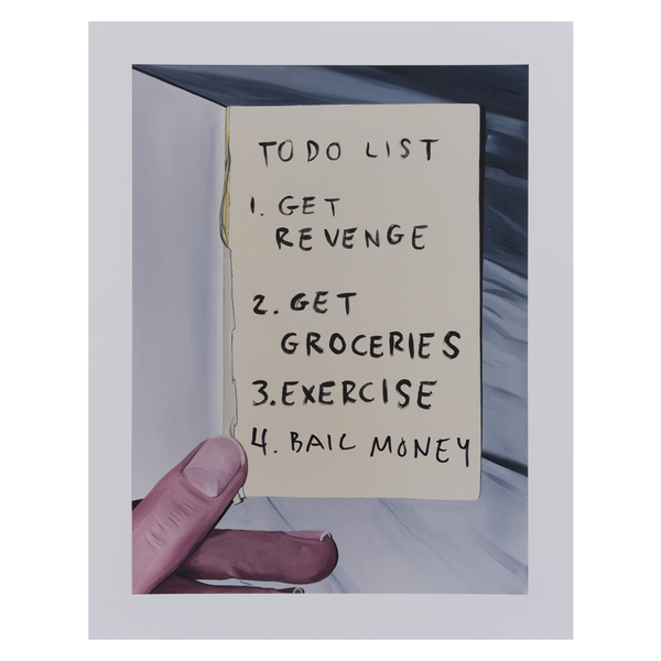 To Do List #12
