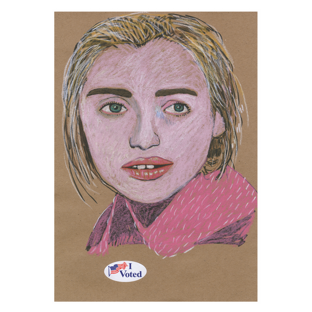 Untitled (I Voted)