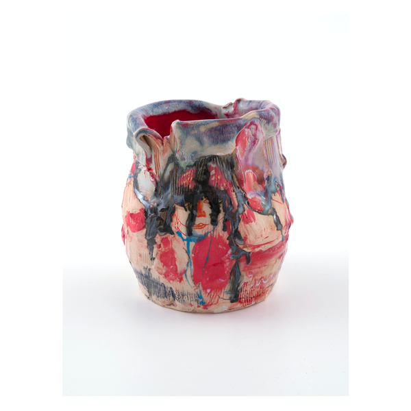 Hidden Faces Vase No. 1