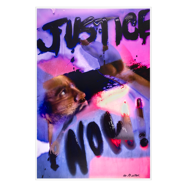 Justice Now!