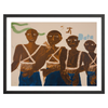 Love Letter To The Dogon II (Blue)