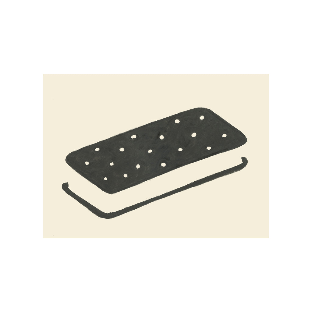 Untitled (Ice Cream Sandwich)