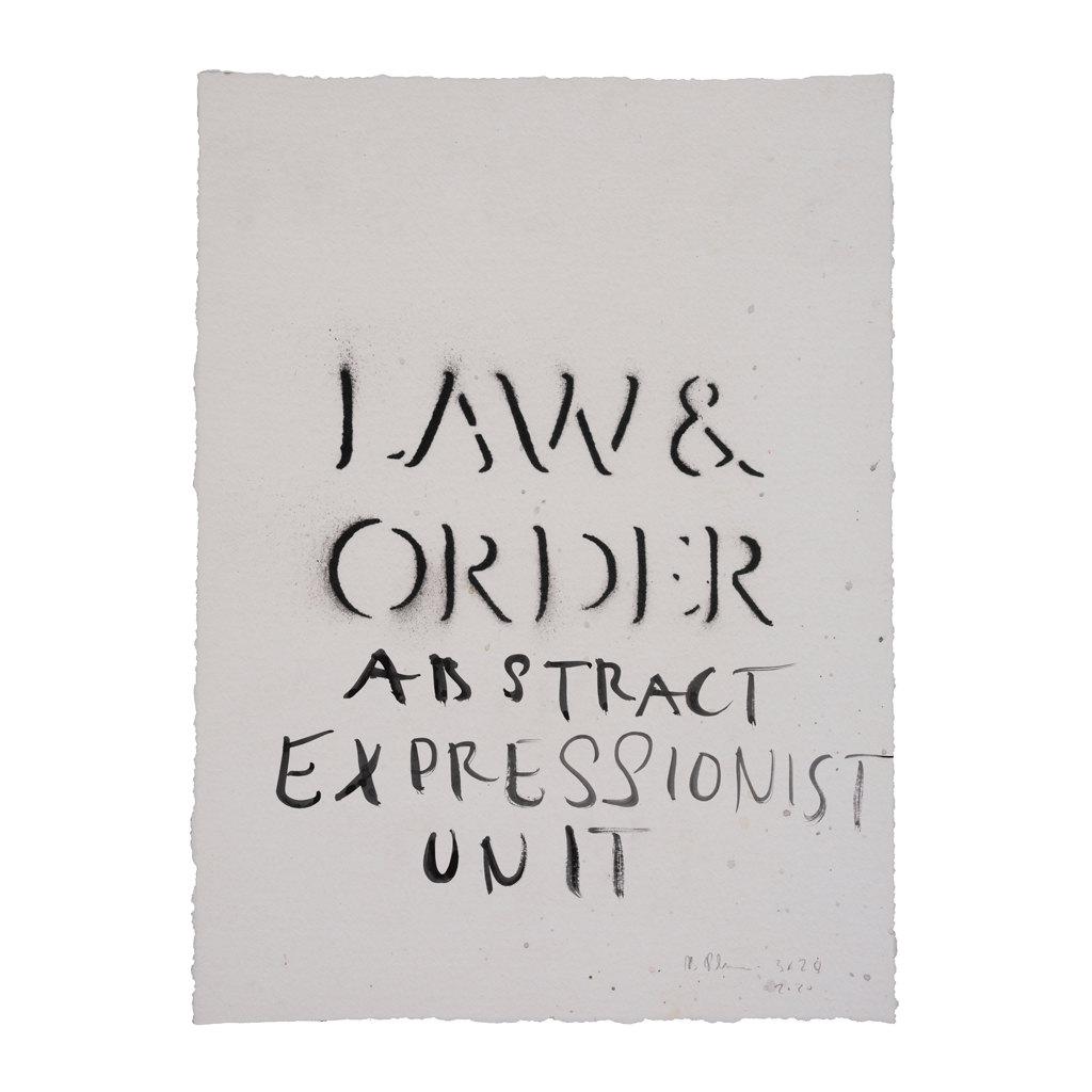 Untitled (Law & Order) 03