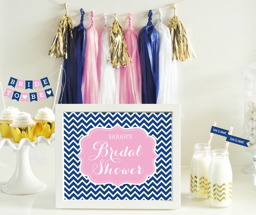 Bridal Shower Sign