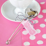 Personalized Heart Shaped Tea Infuser