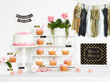 Cake Bunting Decorations