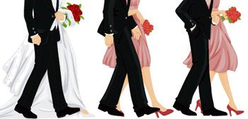 What Is The Order Of Procession For A Wedding Ceremony?