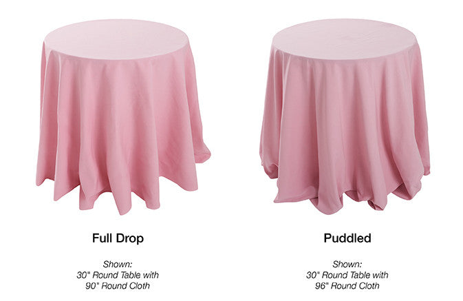How To Figure Out Your Tablecloth Sizes