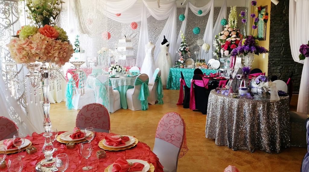 Quinceañera Décor Is The Centerpiece You Are Looking For