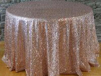 Round Wedding Tablecloths